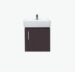Bộ tủ chậu Rubik INAX CB0504-5QF-B( màu đậm)