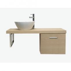 Bộ tủ chậu Cabinet INAX CB1206-4IF-B( màu nhạt)