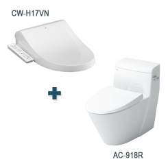 Bàn cầu AC-918R + CW-H17VN