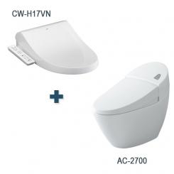 Bàn cầu AC-2700 + CW-H17VN