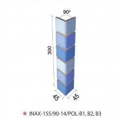 GẠCH GÓC INAX 255/90-14