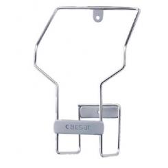 Kệ inox đựng giấy vệ sinh CAESAR ST850
