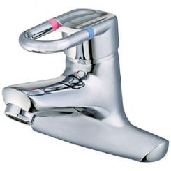 Vòi lavabo nóng lạnh Caesar B342CU