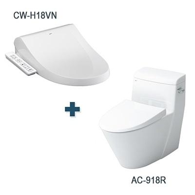 Bàn cầu AC-918R + CW-H18VN