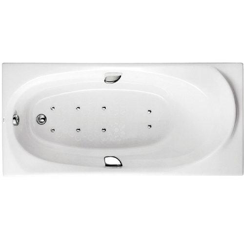 Bồn Tắm TOTO PPYK1710ZRHPE#S/DB501R-2B Ngọc Trai Massage